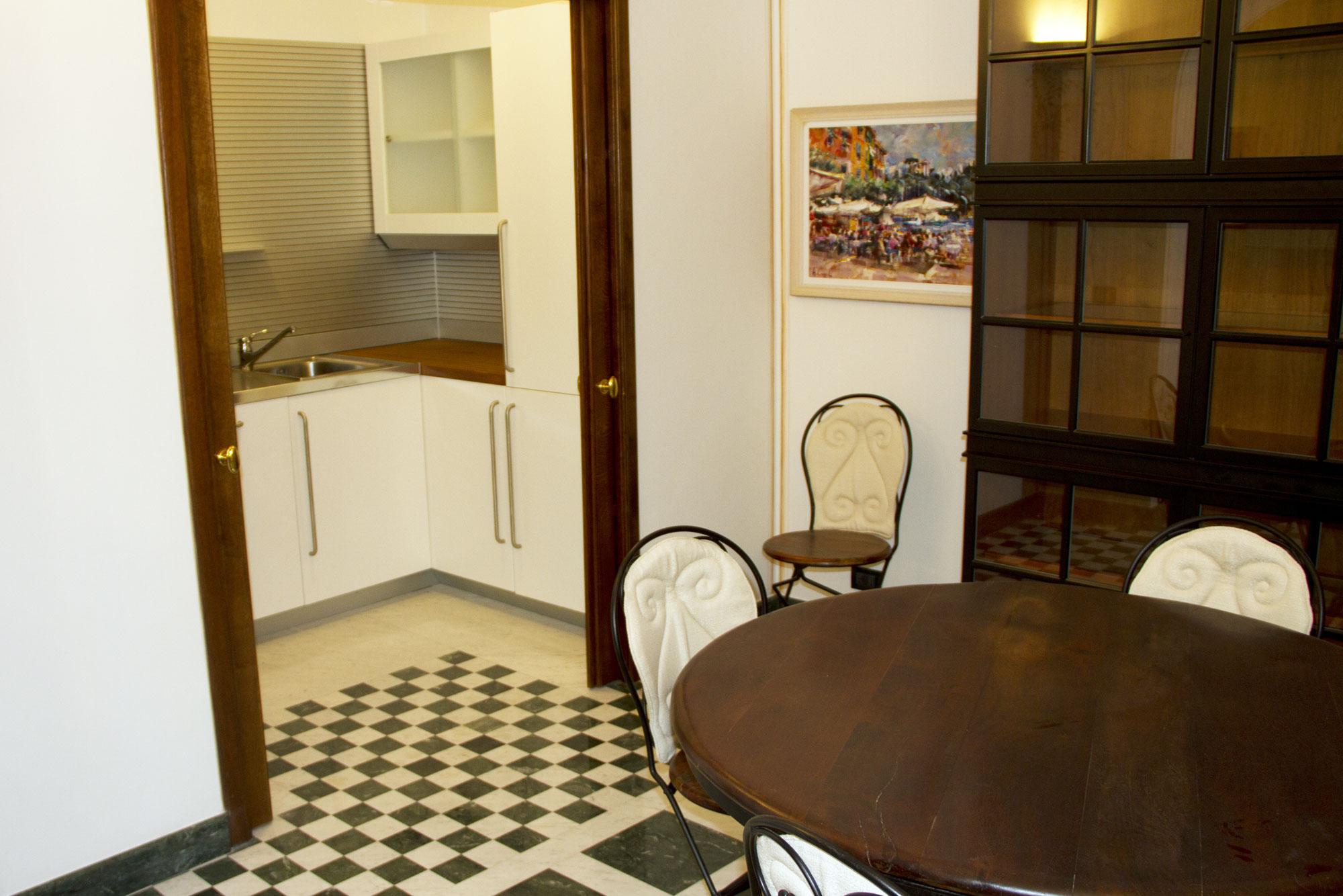 Interni-Cucina-Sala-Pranzo | Immobiliare Marrè
