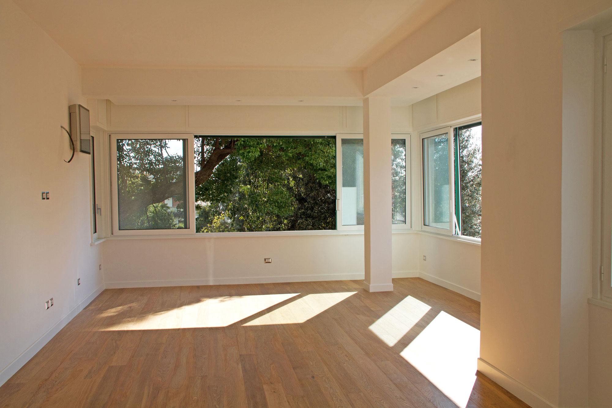 Interni-Soggiorno-pranzo-appartamento-A   Immobiliare Marrè