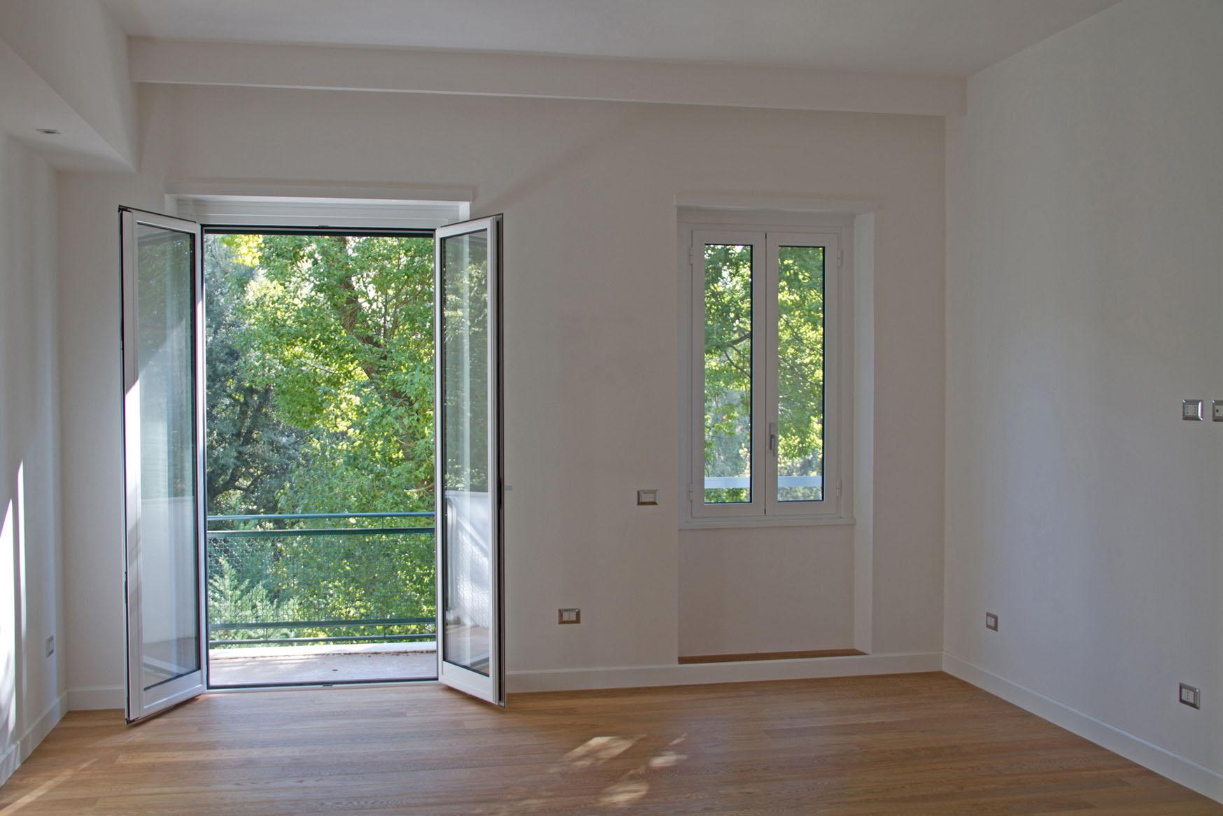 Interni-Soggiorno-pranzo-appartamento-B1 | Immobiliare Marrè