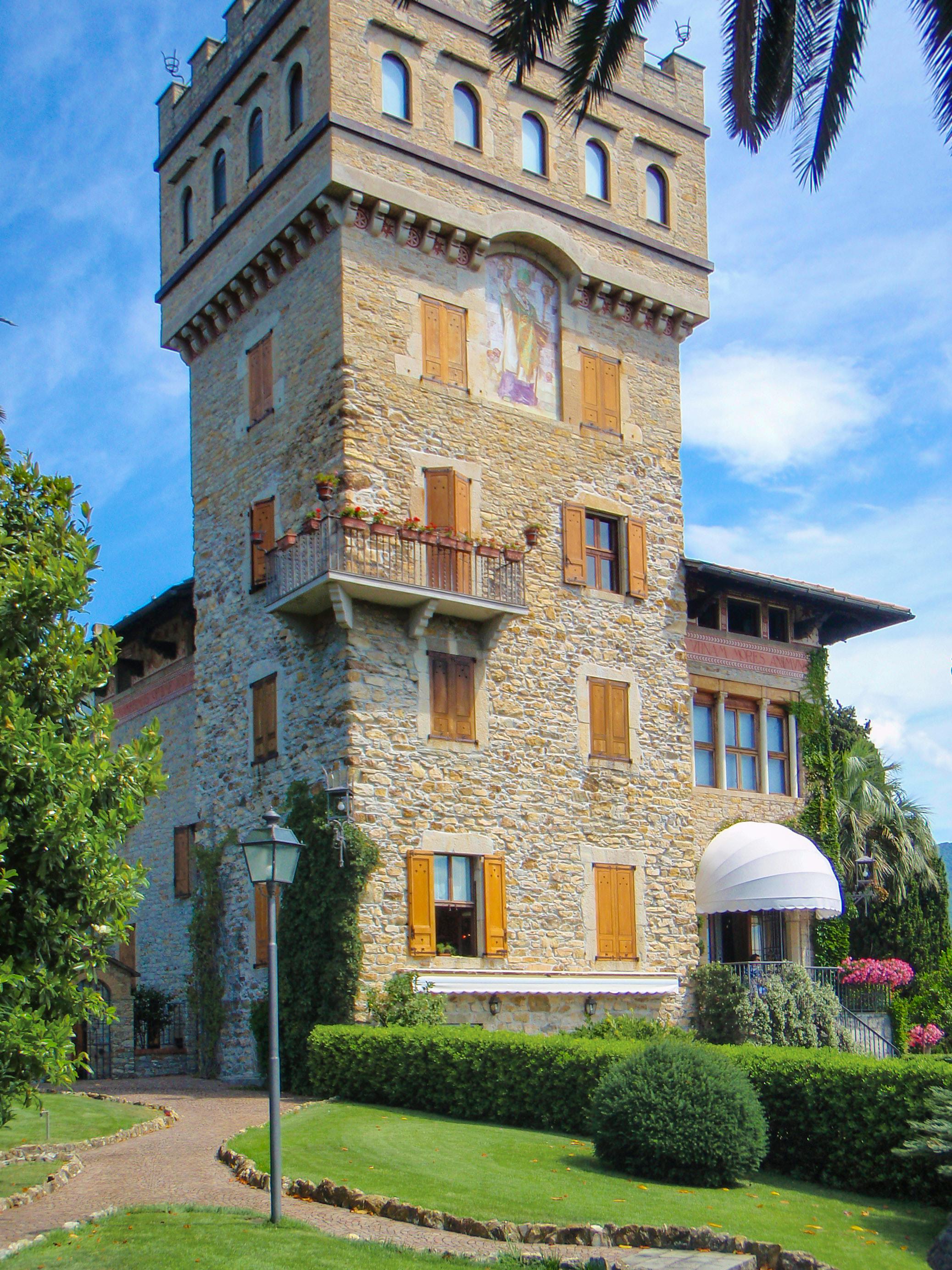 Villa piaggio with disegni ville for Modelli ville